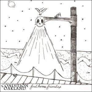 Find Home Friend EP Album Art